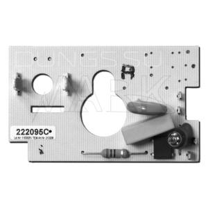 Плата управления для мультиблока: Электровыпрямитель 222095C фирмы DUNGS