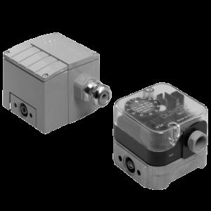 Дифференциальное реле давления GGW 150 A4/2 IP65M 248689 фирмы DUNGS