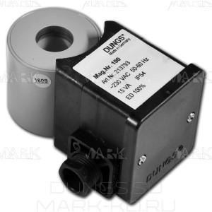 Электромагнитные катушки (Magnet Nr.) для клапанов № 100 213793 фирмы DUNGS