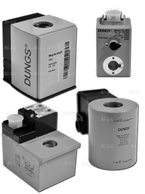 Электромагнитные катушки (Magnet Nr.) для мультиблоков №1250 224428 фирмы DUNGS