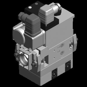 Мультиблок MB-VEF 412 B01 S32 239076 фирмы DUNGS